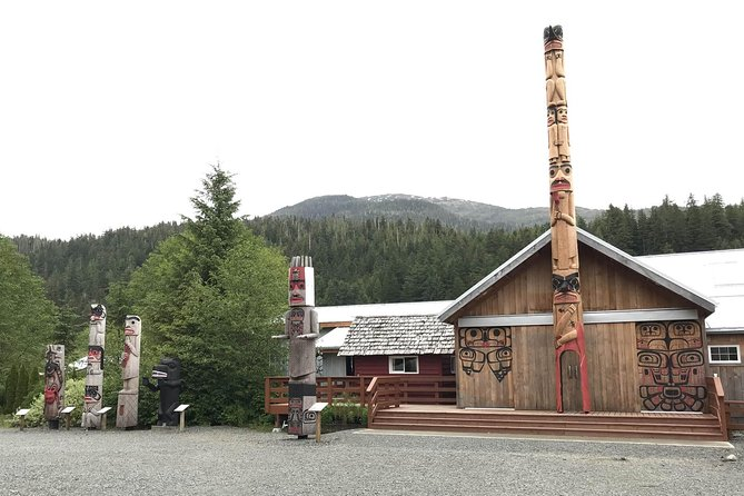 Ketchikan Rainforest Sanctuary and Totem Park Tours