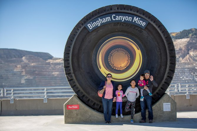 World's Largest & Richest Mine Tour from Salt Lake City