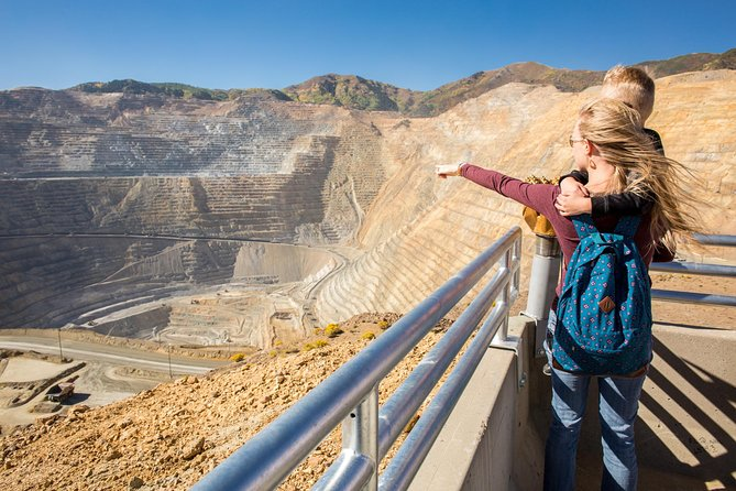 Guided Tour of World's Largest Copper Mine from Salt Lake City