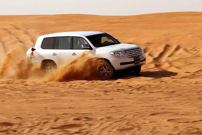 Desert Safari From Fujairah