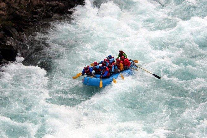 Amazing 3 Hours Telaga Waja Rafting Experience
