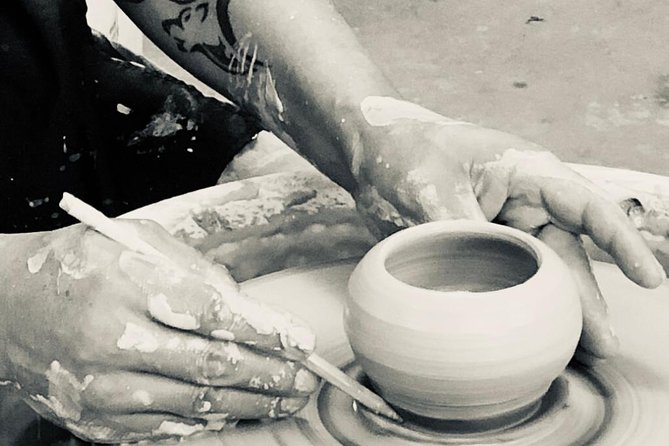 Private Pottery Workshop and Studio Tour in Ojai