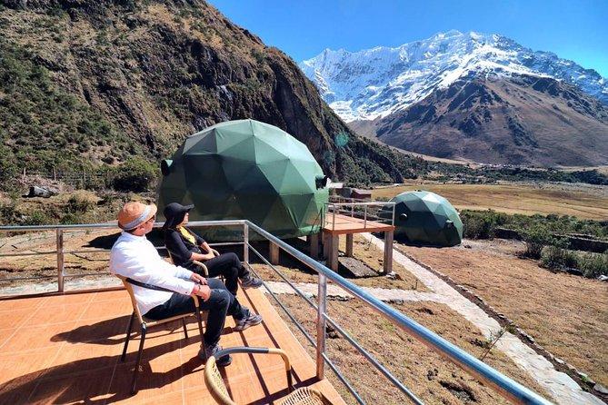 Salkantay Humantay Lake Trek 2D1N With Luxury Domes