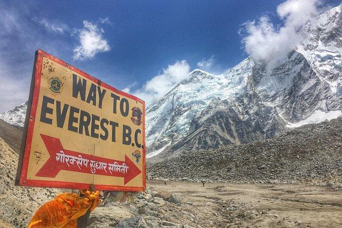 Everest Base Camp Trek- an Experience of Lifetime