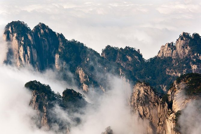 2-Day Huangshan Mountain Sunset Climb & Sunrise Camp Guided Tour from Hangzhou