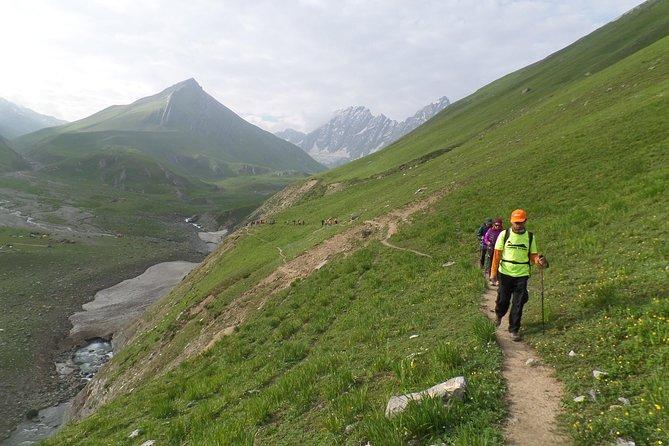 Kolahoi Glacier Trek