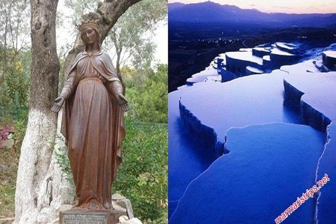 Ephesus and Pamukkale From Turunc