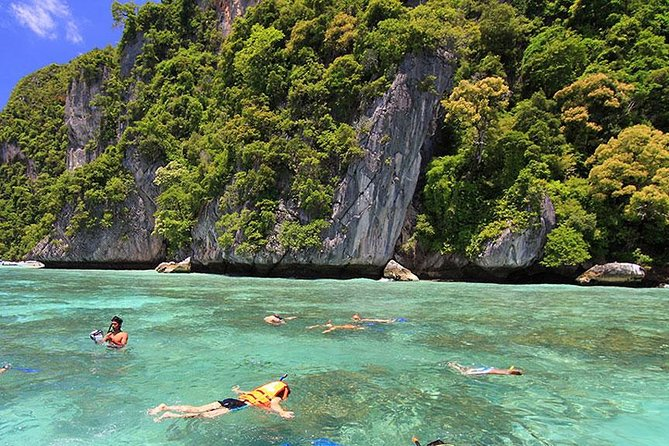 Early Bird Phi Phi and 4 Islands One Day Tour From Krabi photo 10