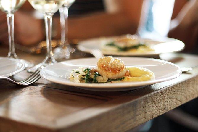 Experience 4 culinary restaurants in Alkmaar - SELF GUIDED FOOD & WINE TOUR