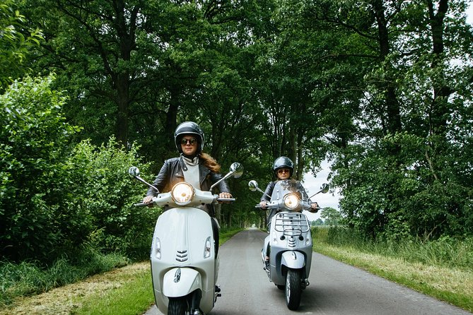 The Mythic Vespa Tour of Florence Hills and Chianti Countryside photo 4