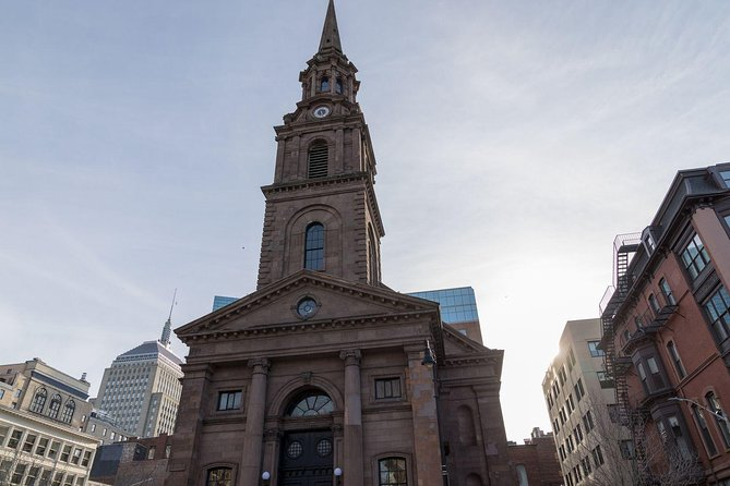 Boston Small-Group Food & History North End Freedom Trail Walking Tour