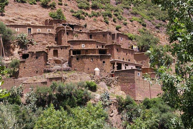 3 Valleys Atlas Mountains Berber Villages & agafy desert