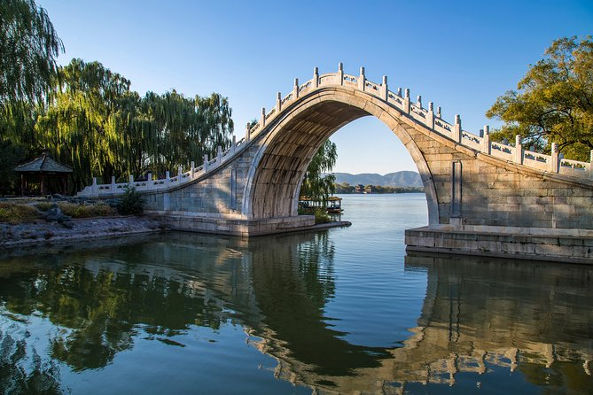 Forbidden City and Summer Palace no shopping day tour with lunch photo 4