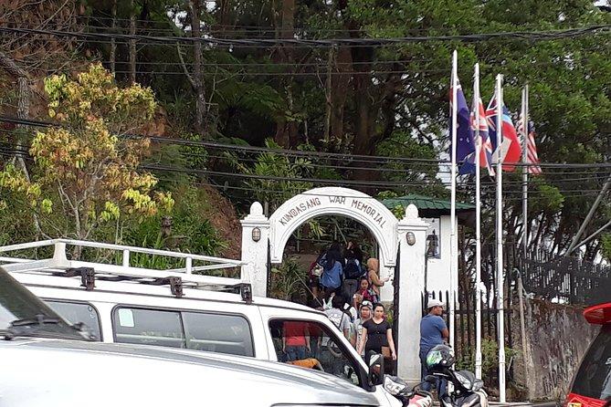 Full Day Sabah Tea Plantation & WWII Memorial