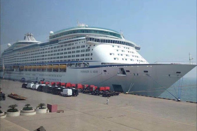 Tianjin Port - Beijing Round Trip 2 Day Tour (Overnight in Beijing)