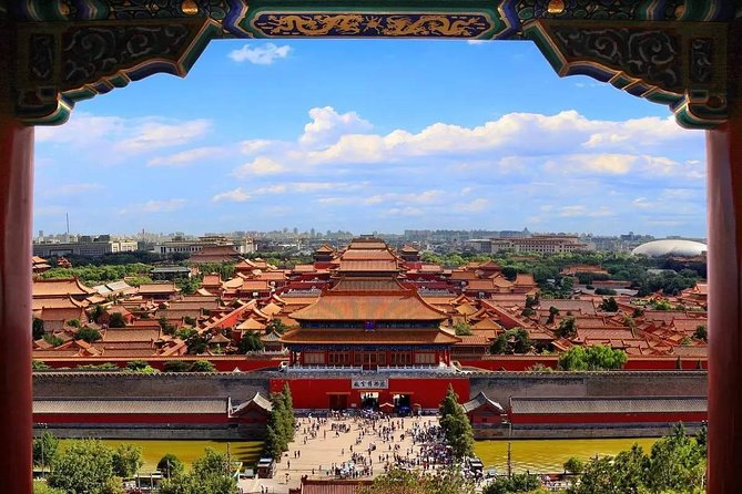 Private Customized Transfer Service to Major City Attractions in Beijing
