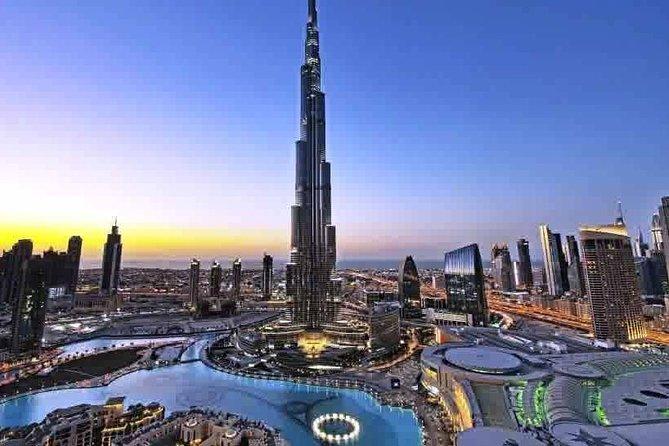 Burj Khalifa Observation Deck (Non Prime Time Entry)