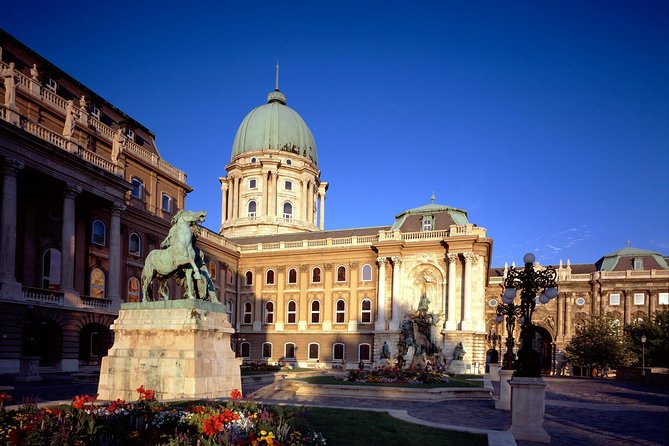 Budapest Castle District Sightseeing Tour photo 8