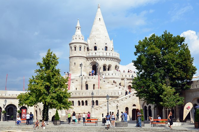 Budapest Castle District Sightseeing Tour photo 7