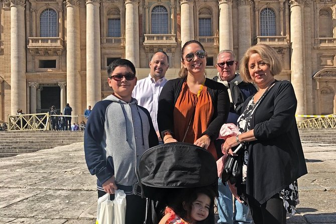 Private Vatican Tour w Sistine Chapel & St Peter's Basilica by Alessandra