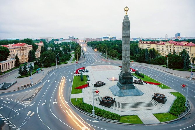 3-hours Private Minsk Sightseeing Tour (Driving & Walking