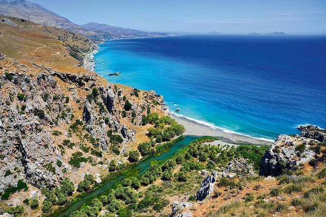 Private Tour West Crete: Rethymno Region from North to South