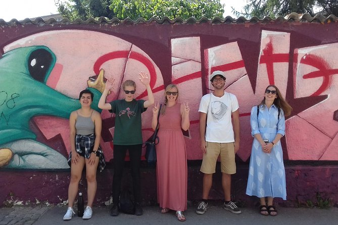 Ljubljana Graffiti, Street Art & Alternative Culture Walking Tour (small group)