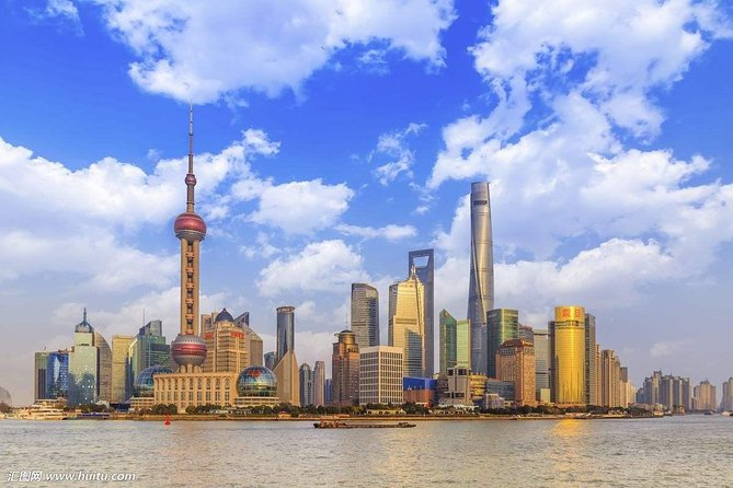 Shanghai Private City Day Tour by Limo