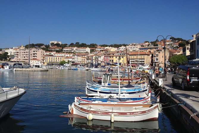 Cassis Small Group Half Day Morning Tour from Aix-en-Provence