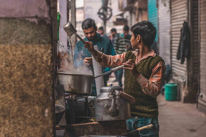 Old Delhi Morning Adventures with Breakfast