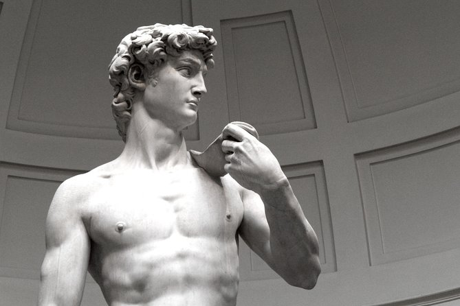 Walk with David: Florence Half Day Accademia Gallery and 2-hours walking guided tour