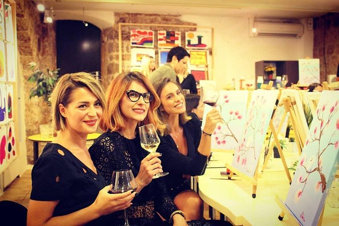 Art Bottega - Painting party | Wine and Paint Studio in Split
