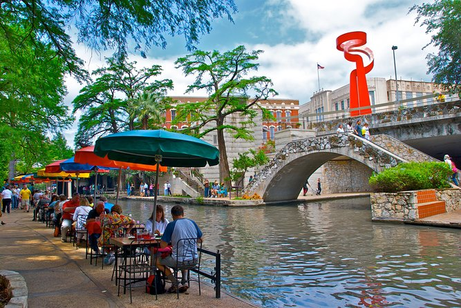 Full-Day Historic City Tour of San Antonio