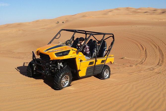 Dune Bashing and Buggy Self Drive from Dubai