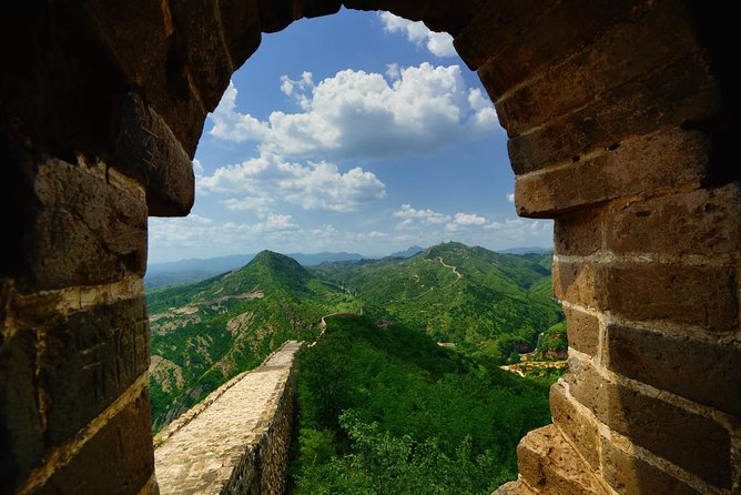 Beijing Mutianyu Great Wall Tour with Night View of Simatai and Gubei Water Town photo 3