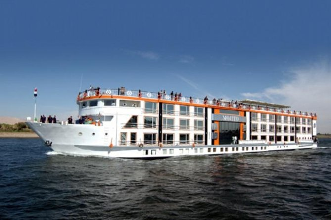 Package 5 Days 4 Nights Mövenpick Royal Lotus Nile Cruise photo 7
