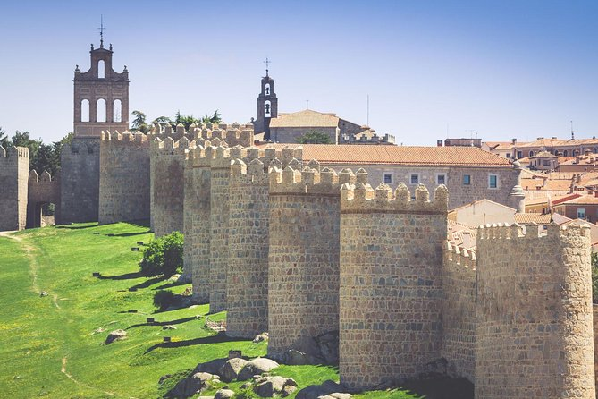 Avila, Segovia and El Escorial Private Tour