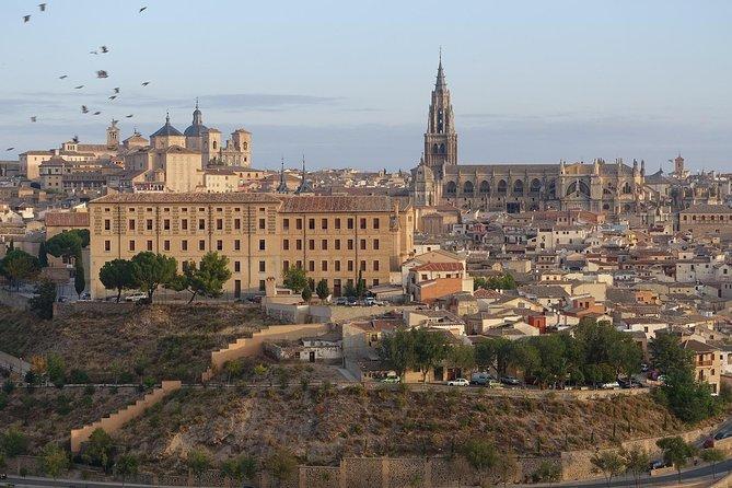 大聖堂を含むトレドへの丸1日歴史ツアー