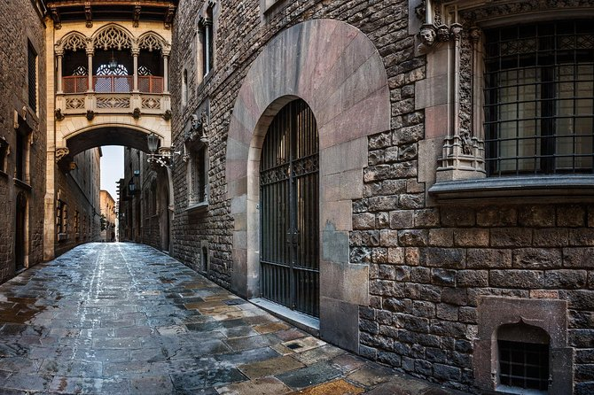 Barcelona in One Day Private Tour