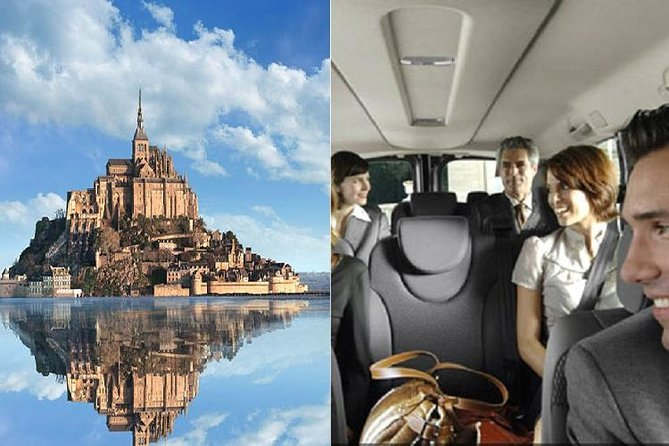 Mont St Michel Small Group Guided Day Tour from Paris