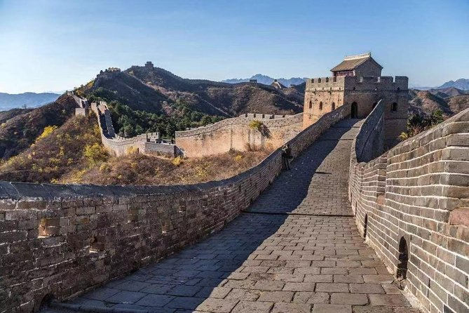 Beijing Private Transfer to Badaling Great Wall photo 2