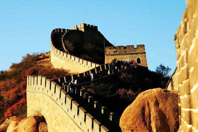 Beijing Private Transfer to Badaling Great Wall photo 3