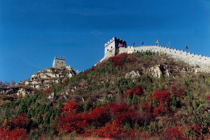 Self Guided transfer service to Juyongguan Great Wall or Badaling Great Wall