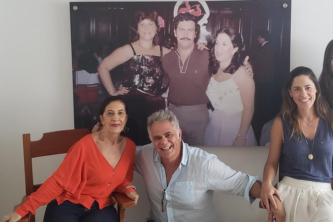 The Official Pablo Escobar Meet the Family Museum private penthouse viewing