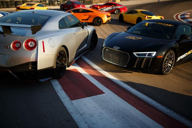 Exotic Supercar Driving Experiences On A Real Racetrack in Las Vegas