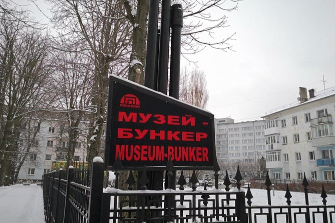 Bunker Museum Admission Ticket