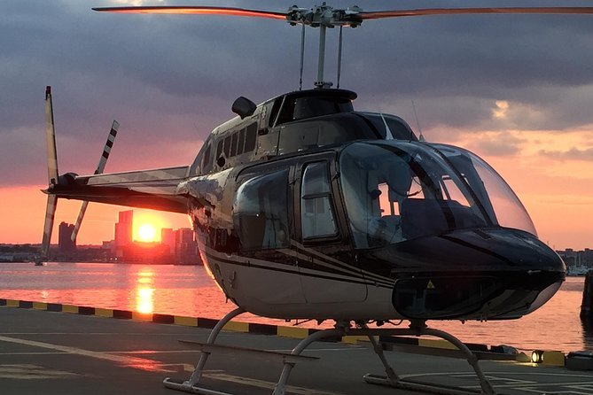 Platinum Package - Helicopter Tour with Dinner at Ruth's Chris or Capital Grille