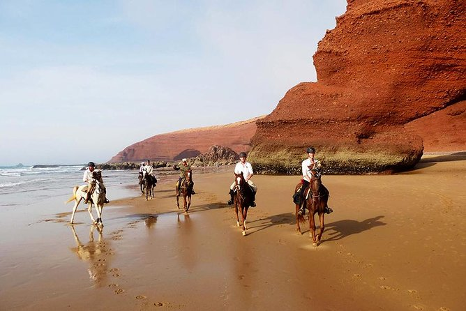 Horseback Riding in Agadir