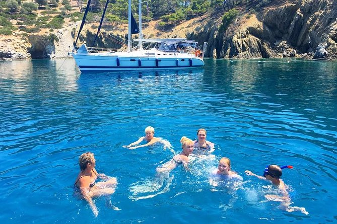 Best of Halkidiki Daily Private Cruise