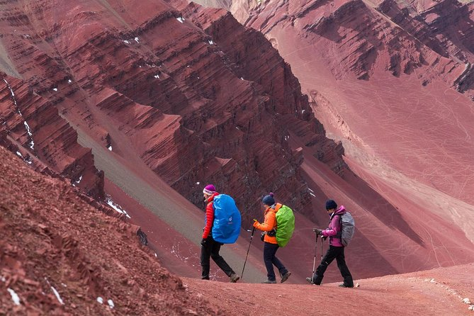 2-Day Trek to Rainbow Mountain from Cusco with Exclusive Mountain Camps